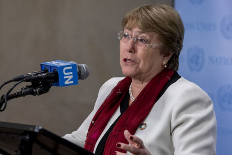 I am concerned about Uyghurs in China: UN High Commissioner for Human Rights