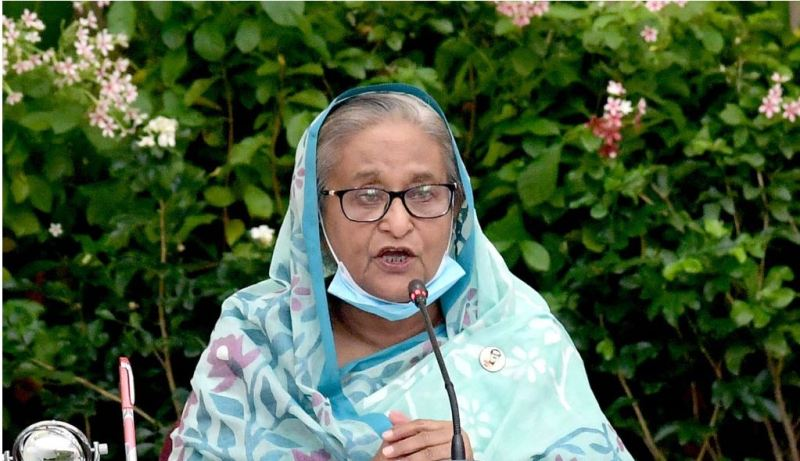 Bangladesh PM Sheikh Hasina expects speedy recovery of Donald Trump, his wife