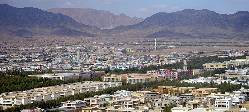 Blast in Afghanistan's Kandahar province kills three police officers, injures two