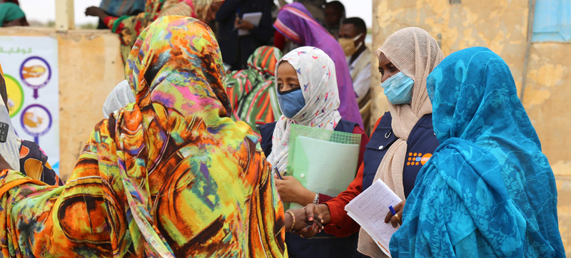 54 million women and youth face staggering humanitarian challenges
