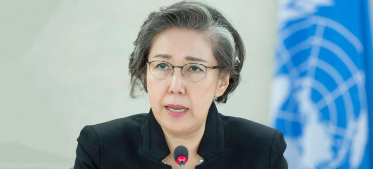 Myanmar: Departing UN rights expert still hopeful for democratic transition