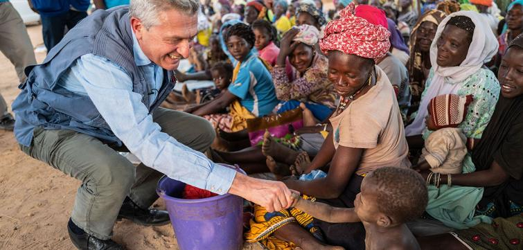 Africa's Sahel: Act now before the crisis 'becomes unmanageable', urges Grandi