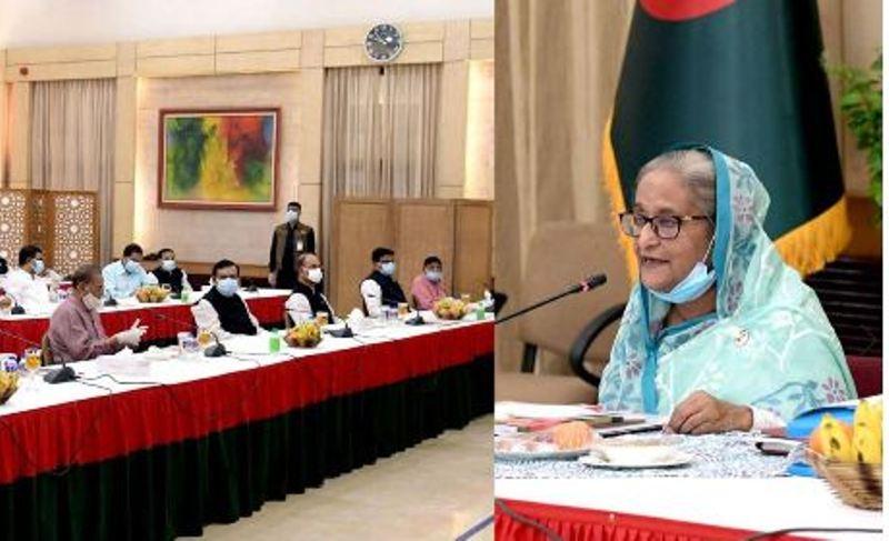 Working tirelessly against pandemic: Bangladesh PM Sheikh Hasina