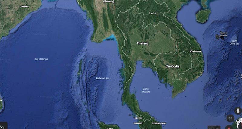 Image credit: Google Earth