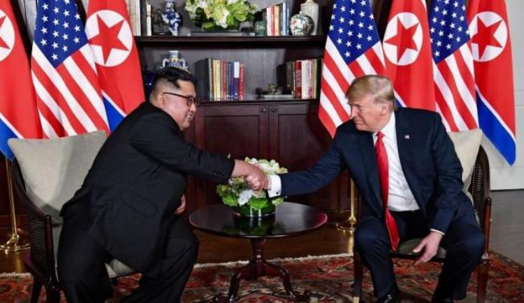 Kim Jong Un wishes Trump speedy recovery from COVID-19