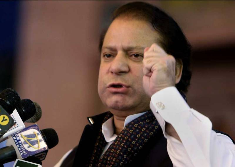Pakistan Army had no weapons during Kargil, claims former PM Nawaz Sharif