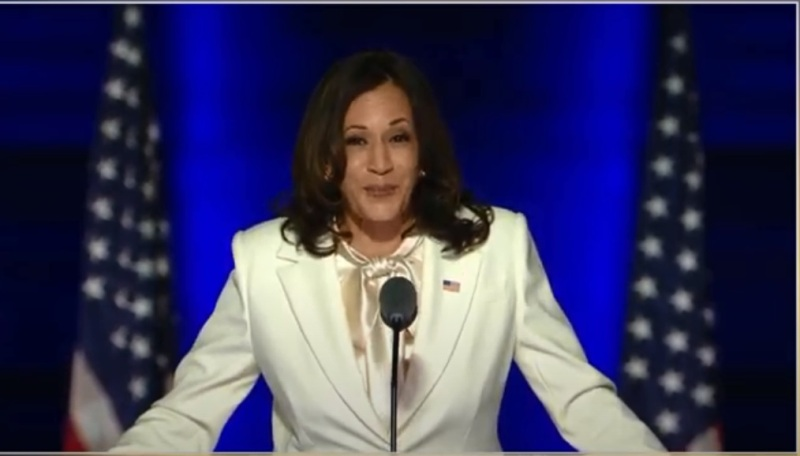Kamala Harris appoints senior members of White House staff