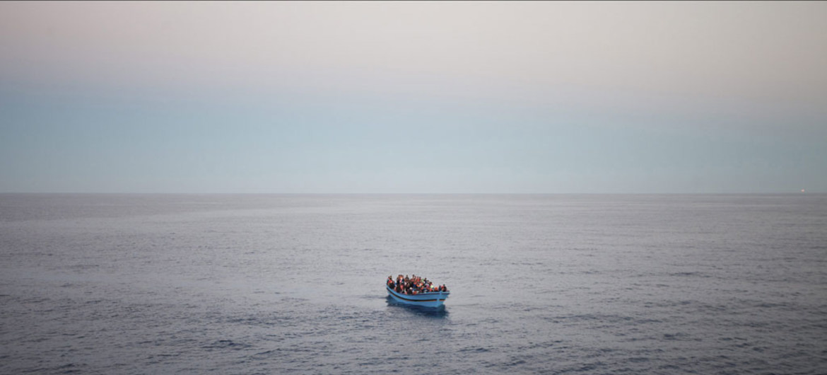 'Urgent need' to scale up search and rescue in the Mediterranean