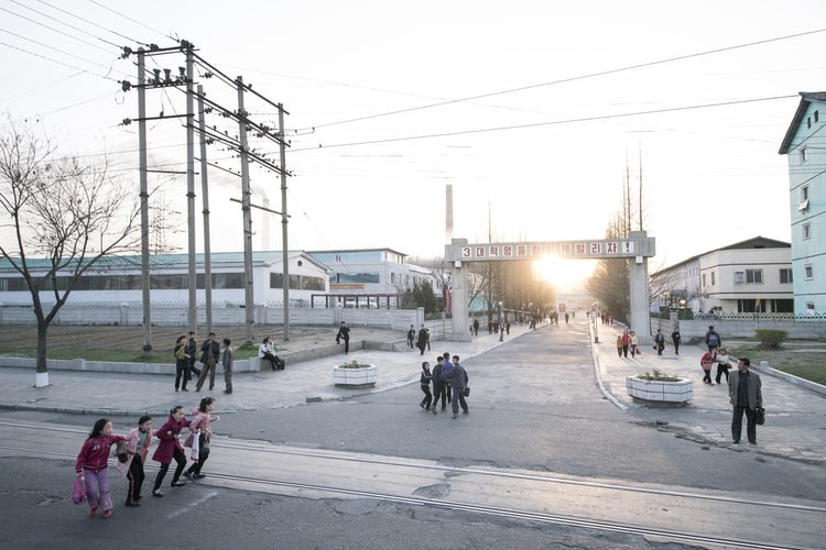 North Korea lifts coronavirus-linked lockdown from Kaesong border city