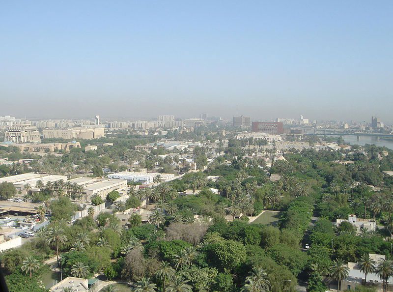 Rocket hits Green Zone in Iraq's Baghdad