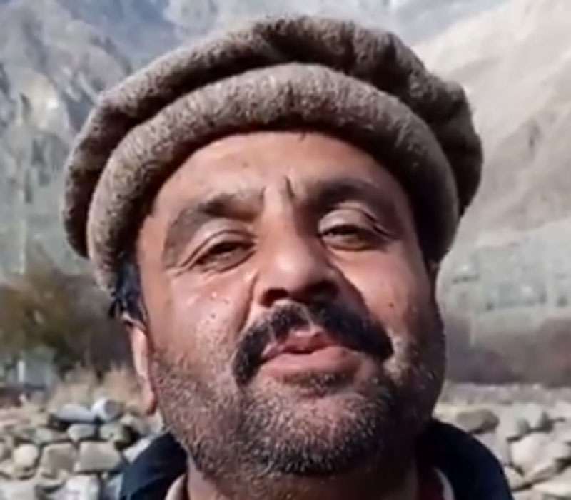 Pakistan-Occupied-Kashmir: AWP leader Baba Jan released from prison, reunited with family after nine years