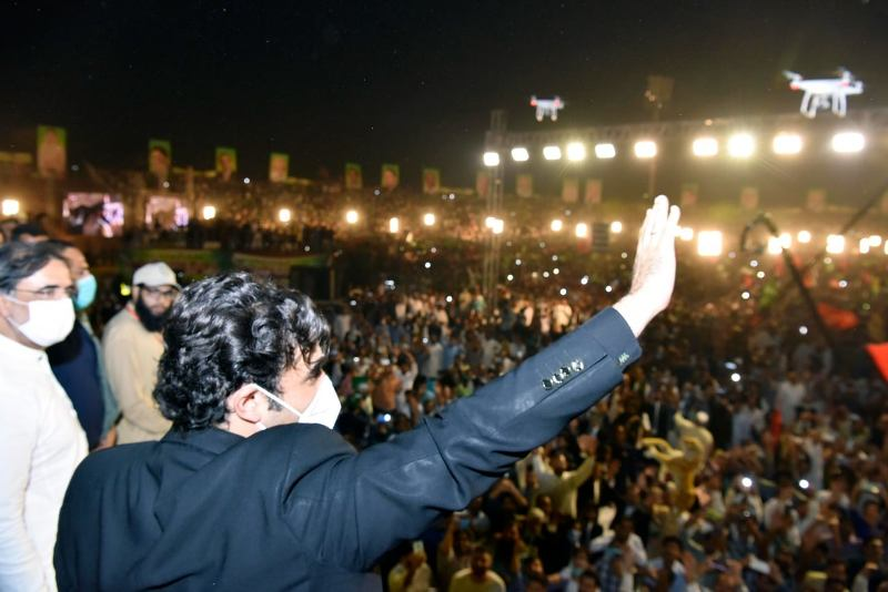 PPP manifesto not made on others' whims: Bhutto