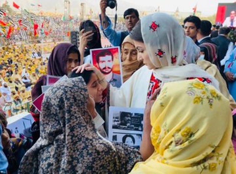 Pakistan: PDM holds third rally, once again targets Imran Khan government