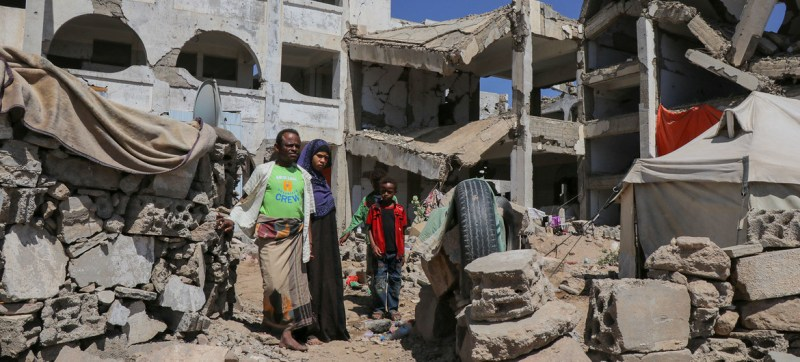 'Act urgently' to stave off catastrophic famine in Yemen: Guterres