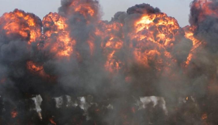 Two police officers killed in bomb blast in Somali capital