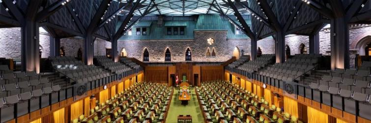 Canada's conservatives say House of Commons should be considered an 'essential service'