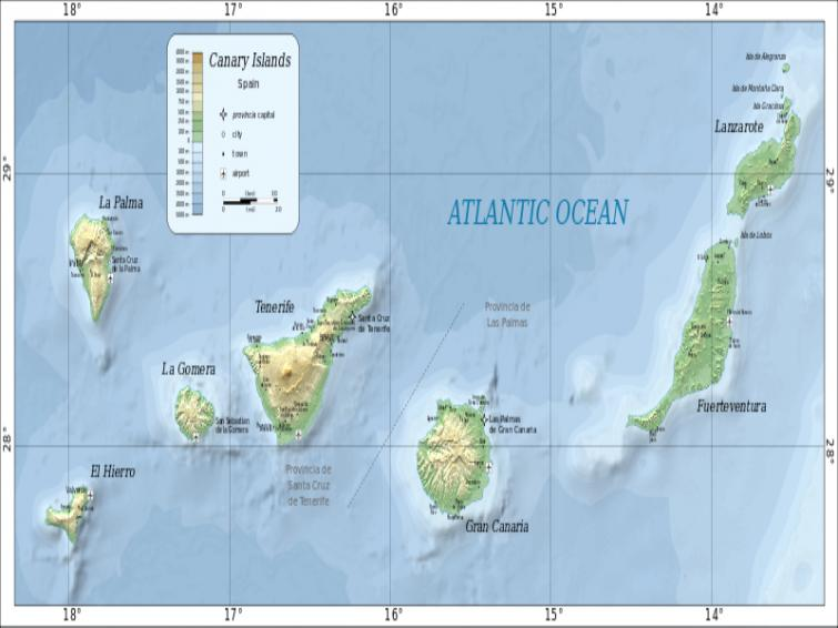 Italian tourist on Canary Islands tests positive for COVID-19, 1,000 quarantined: reports