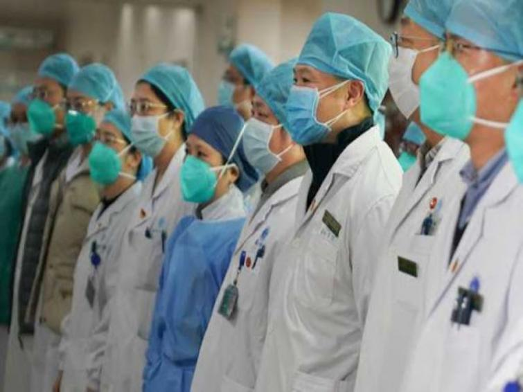 Chinese Foreign Ministry says new coronavirus infected 16 foreign nationals in China
