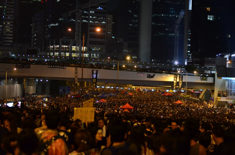 'Liberate Hong Kong' slogan ban is govt's worst mistake: Co-author
