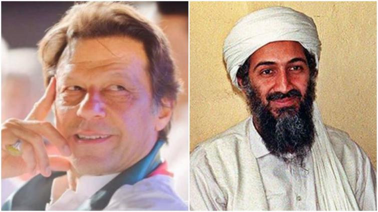 MQM leader urges world leaders to take note of Pakistan PM Imran Khan referring Osama Bin Laden a 'martyr'