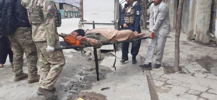 BREAKINGNEWS: Gunmen in Kabul kill four in Sikh religious gathering, encounter with police on