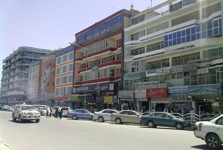 7 killed in suicide explosion in Kabul, amid U.S.-Taliban talks