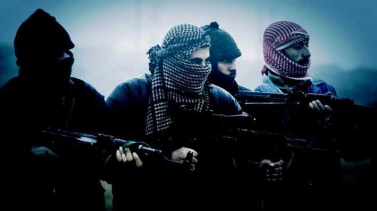 Taliban militants surrender in Afghan province