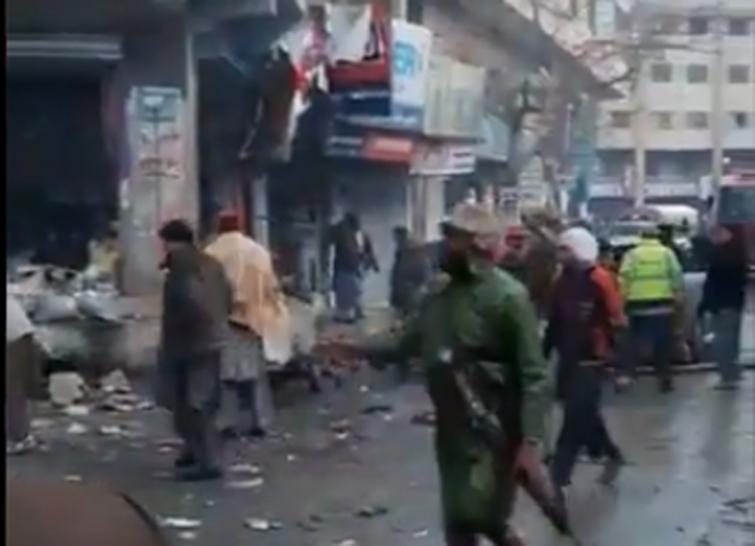 Pakistan: 2 killed in Quetta blast, 14 hurt