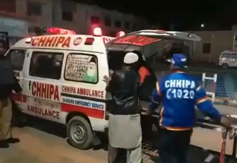 Pakistan: Blast rocks Quetta mosque, 15 killed