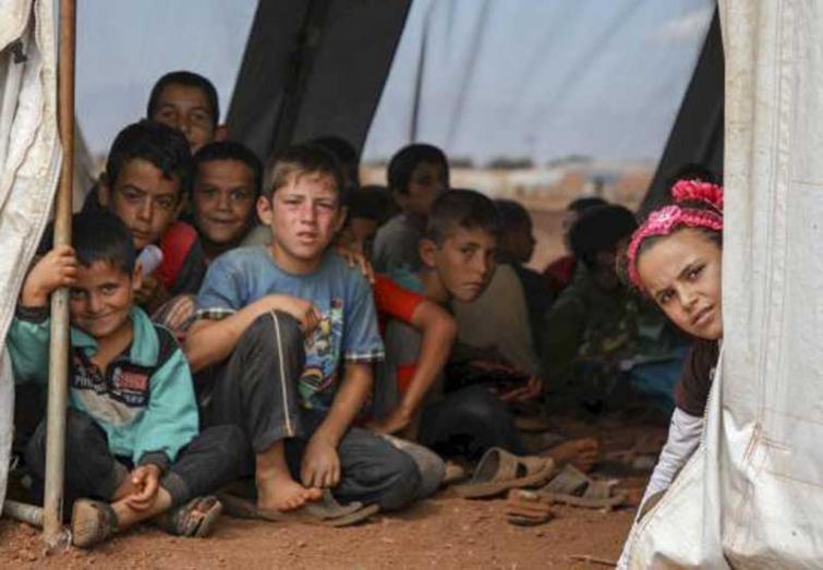 Terrorists attack humanitarian corridors in Syrian Idlib, Aleppo: Reports