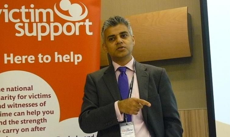 COVID-19: London Mayor Sadiq Khan prays for PM Boris Johnson's swift recovery