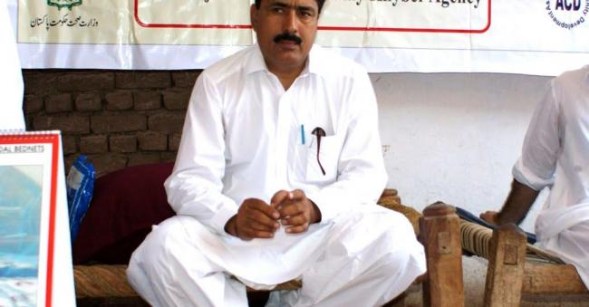 Pakistani doctor who had helped identify Osama bin Laden on hunger strike in prison