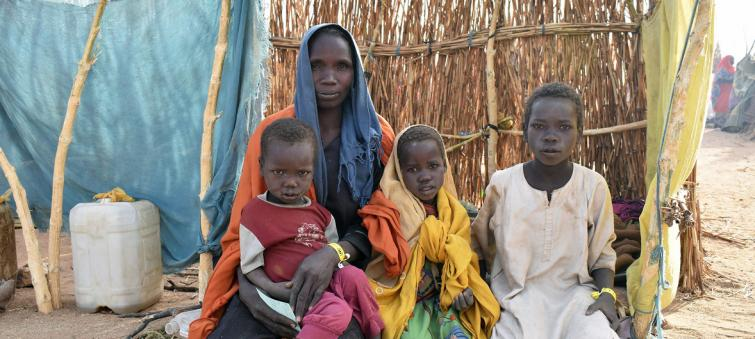 UNHCR delivers much-needed aid to Sudanese refugees in Chad