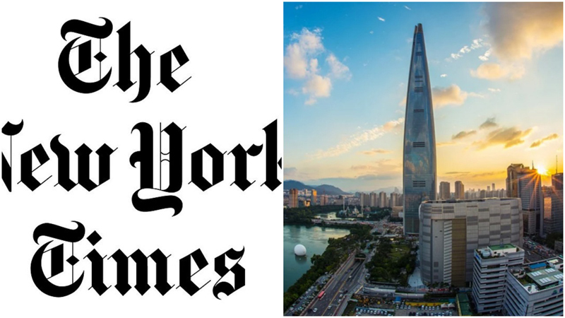 New York Times to relocate part of Hong-Kong office to Seoul over security law
