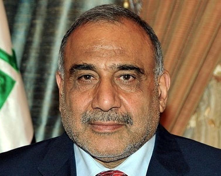 Iraqi PM says firing rockets on U.S. embassy harms Iraq