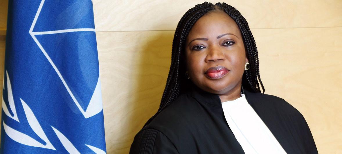 UN dismayed over US sanctions on top International Criminal Court officials