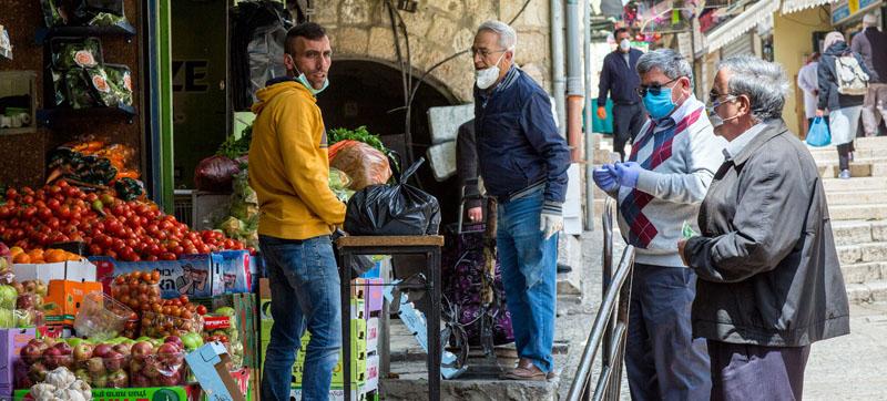 Coronavirus 'feeds off instability', disrupting Israel-Palestine peace efforts