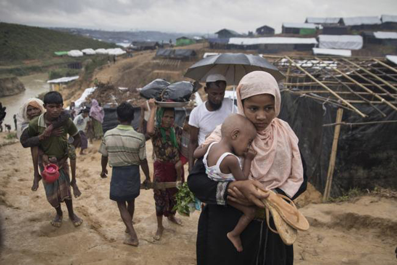 Bangladesh: Chinese envoy expresses concern over non-repatriation of Rohingyas to Myanmar