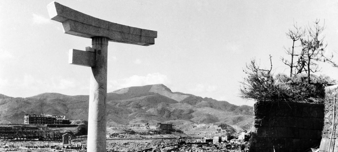 Lessons of Nagasaki survivors should motivate the world to eliminate all nuclear weapons – UN chief