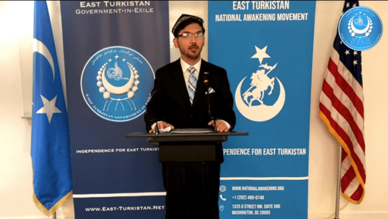 Uyghur: East Turkistan leaders host press conference to highlight Chinese genocide issue