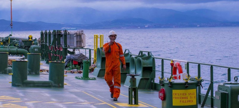 UN and partners press for seafarers to be designated 'key workers' during COVID pandemic