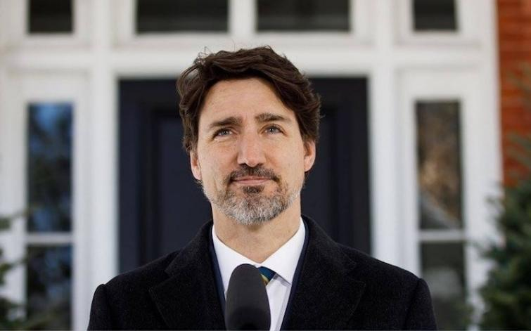 Justin Trudeau condemns Swastika carved on Canadian War Memorial: Statement