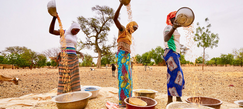 Burkina Faso 'one step short of famine', warns UN food relief agency