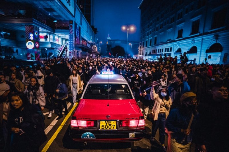 Hong Kong journalists express concern over China's new security law imposed on city