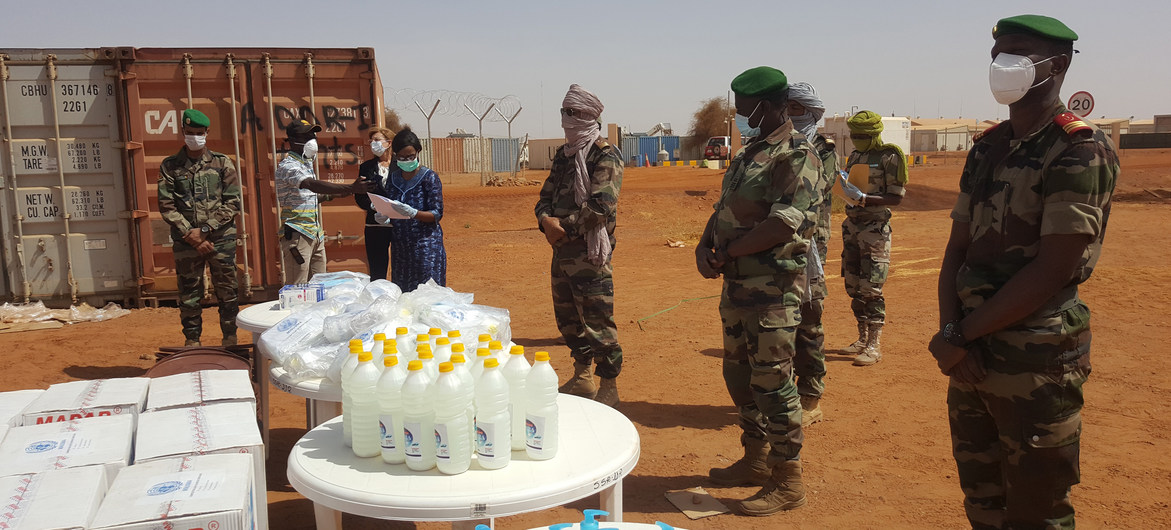 Mali coup: UN peacekeeping mission 'must and will continue' operations