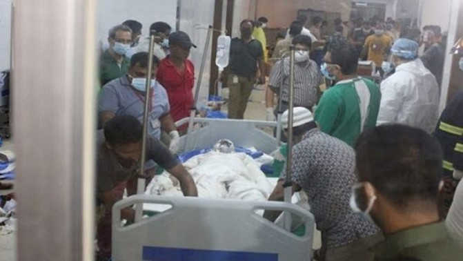 Bangladesh AC explosion: Death toll touches 28