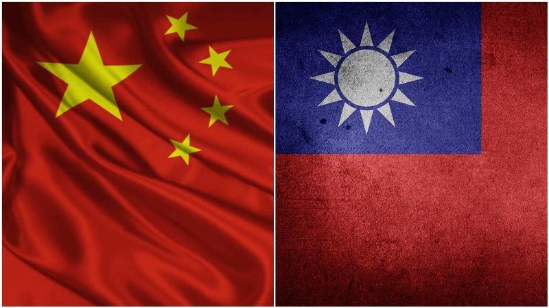 China reiterates claim over Taiwan