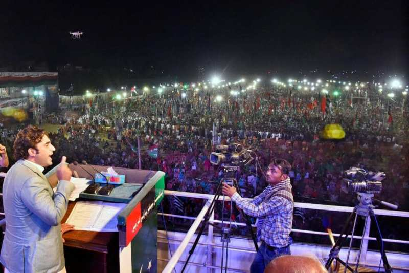 Pakistan: PDM to host third rally in Quetta today