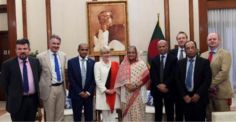 Coronavirus outbreak: Bangladesh PM mourns loss of lives in China