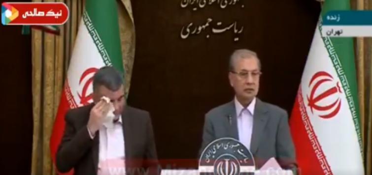 Coronavirus outbreak: Iran's deputy Health Minister Iraj Harirchi tests positive